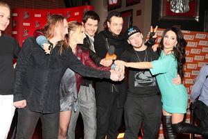 The Voice of Poland, Justyna Steczkowska, Tomson i Baron, Tomasz Kammel, Patrycja Markowska.