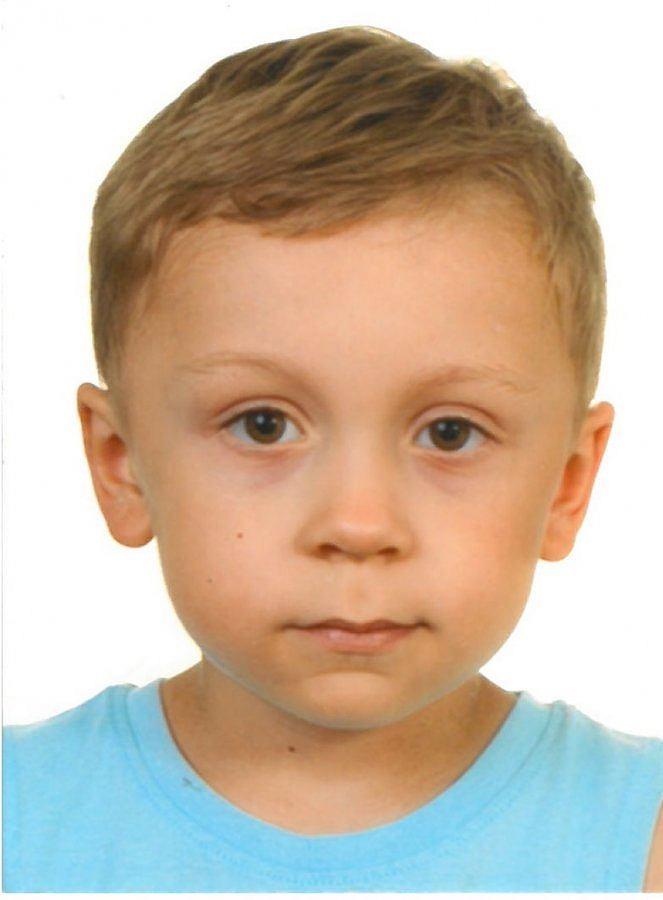 Poszukiwany 5-letni Dawid Żukowski