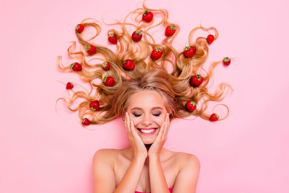 Co jeść, by włosy wyglądały pięknie?