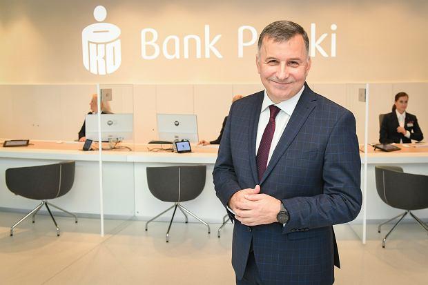 Ile jest wart prezes PKO BP Zbigniew Jagiełło? Miliardy
