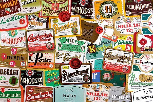 Czeskie marki piwa