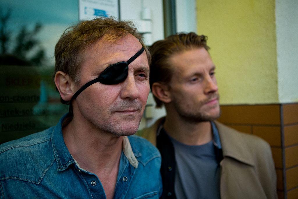 'Mowa ptaków', reż. Xawery Żuławski. Na zdj. Andrzej Chyra i Sebastian Fabijański