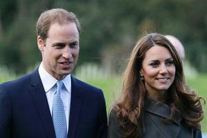 Kate Middleton, książę William