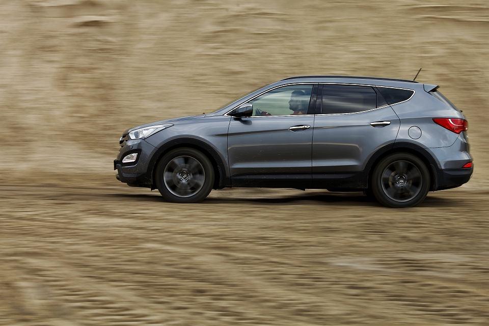 Hyundai Santa Fe 2 2 CRDi 4WD | Test | Cena wygody
