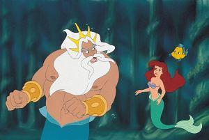 Poznaliśmy właśnie kolejne szczegóły dotyczące obsady nowego filmu Disneya. Kogo zobaczymy w roli króla Trytona?
