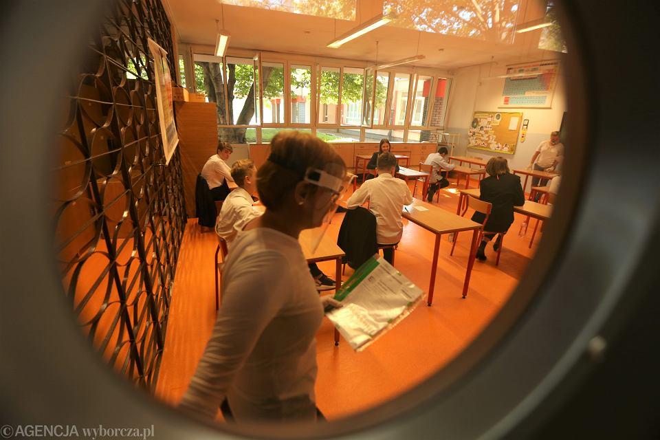 Szkoła Podstawowa nr 29 we Wrocławiu. Egzamin ósmioklasisty