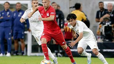 Takefusa Kubo zebrał świetne recenzje po meczu z Bayernem