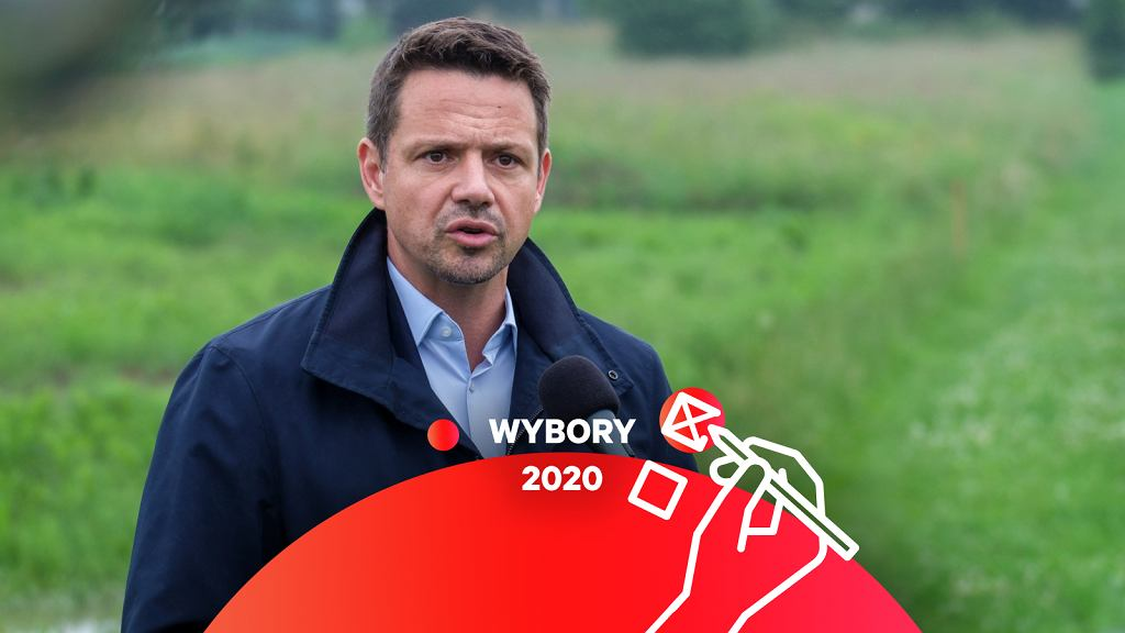 Wybory prezydenckie 2020. Najnowsze sondaże - Rafał Trzaskowski