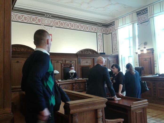 Jakub G. przed sądem
