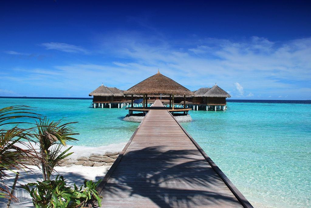Na Malediwach można wypoczywać bez konieczności robienia testów