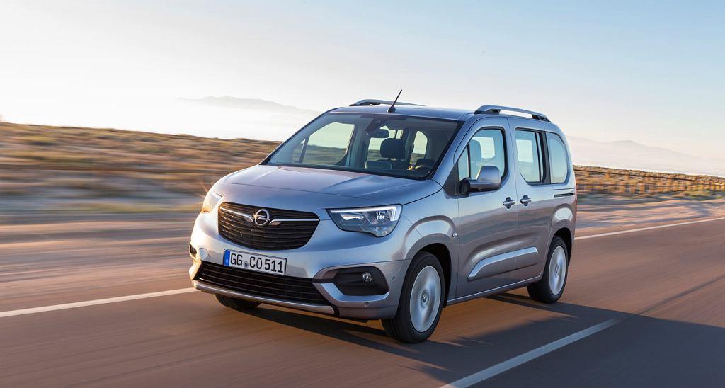 Nowy Opel combo jest już dostępny w trójmiejskich salonach marki