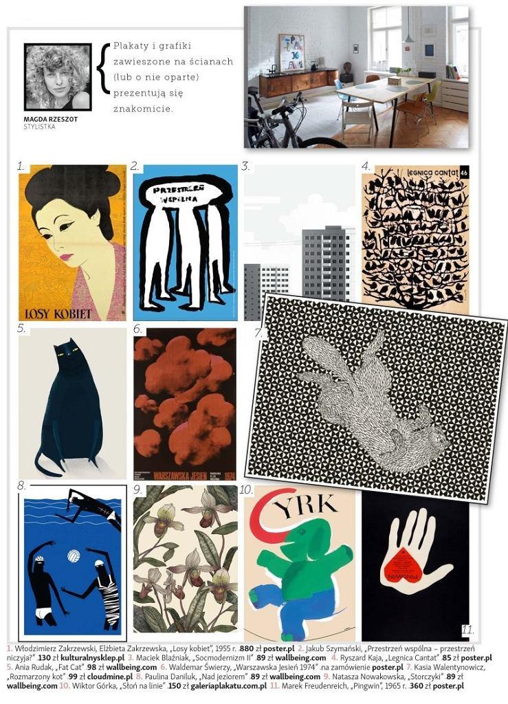 Plakaty i grafiki