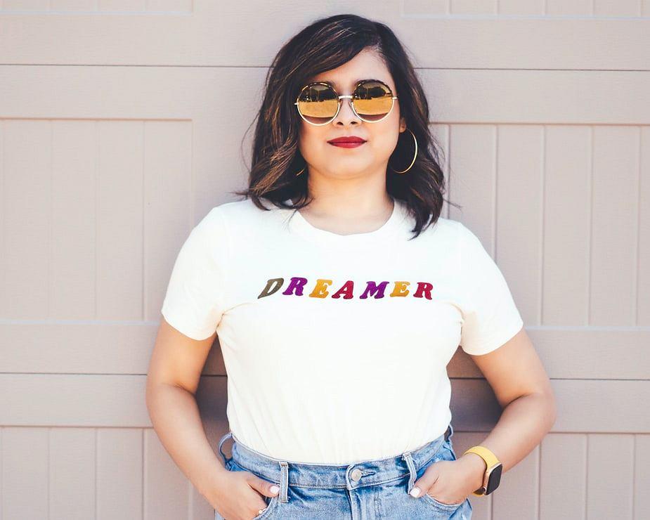 T-shirt na lato