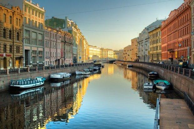 """""""Wenecja Wschodu"""" - rosyjski Petersburg"""