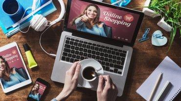 Zakupy przez urządzenia mobilne stanowią 13 proc. całego e-handlu i z roku na rok rosną trzycyfrowo (fot. Shutterstock.com)