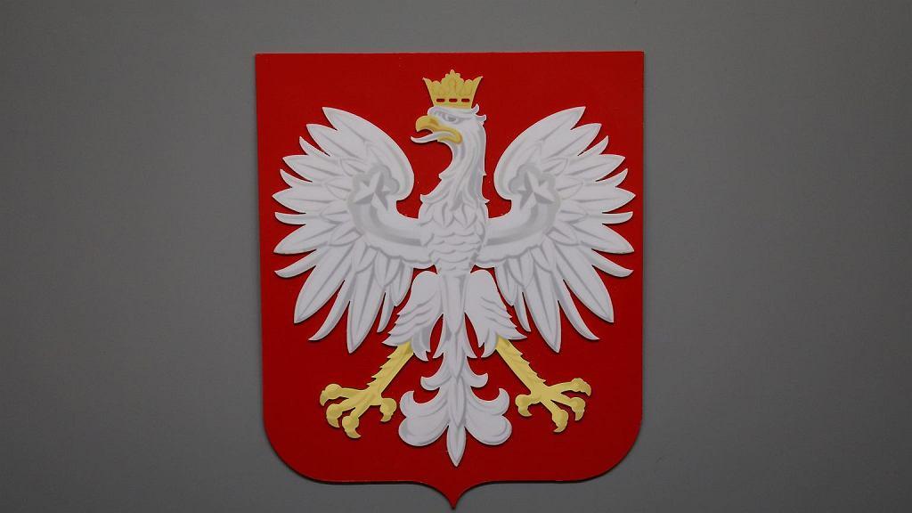 Wizualizacja nowego godła Polski