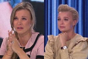 Joanna Krupa i Katarzyna Sokołowska