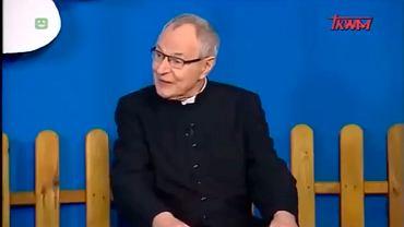 Ksiądz Długosz chwalił 500 plus w TV Trwam