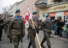 Bydgoszcz: Apel smoleński podczas obchodów. Kibole zakłócali uroczystości