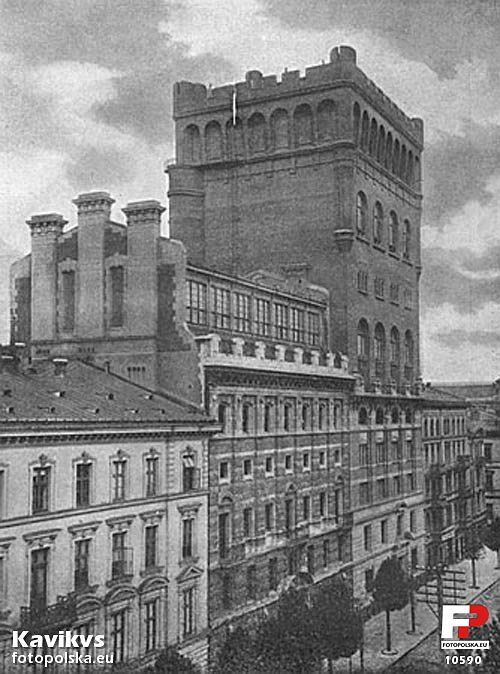 Lata 1912-1916 , PAST-a około 1914 roku