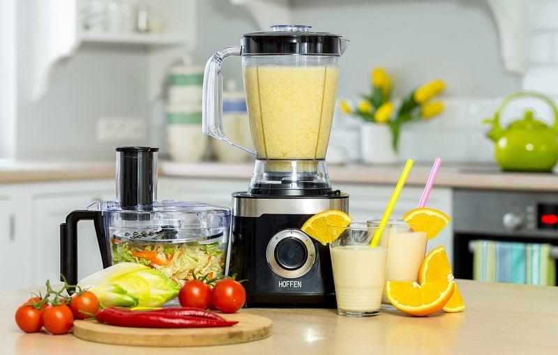 Robot wielofunkcyjny pomoże nam przygotować zdrowe i smaczne posiłki