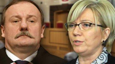Sędziowie TK: Piotr Pszczółkowski i Julia Przyłębska