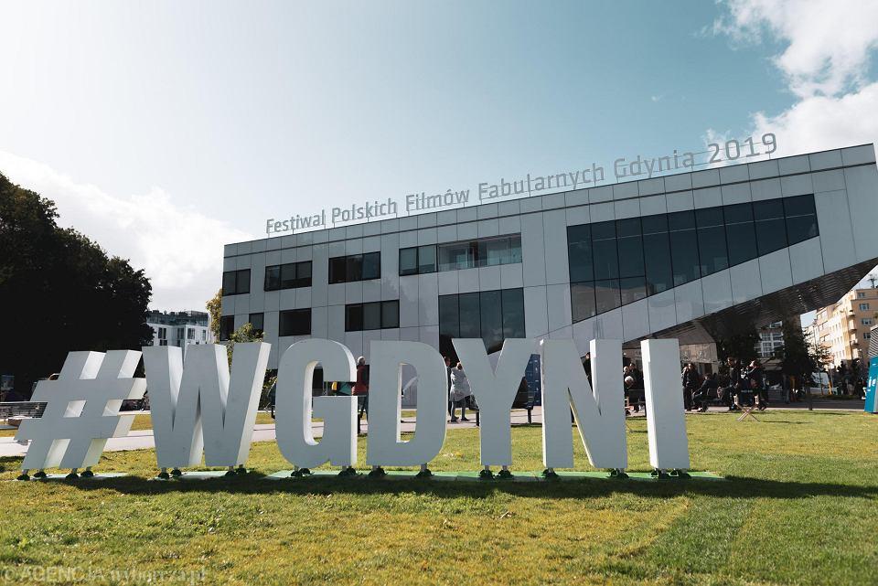 Festiwal Polskich Filmów Fabularnych w Gdyni.