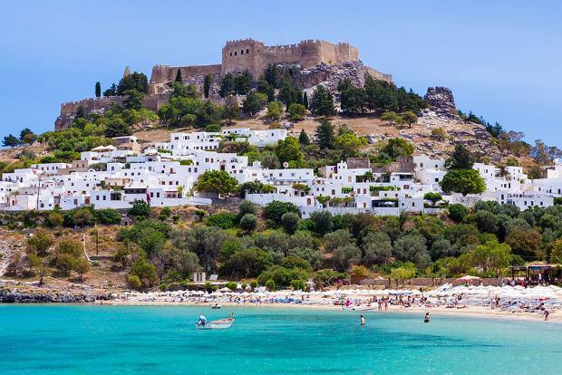 Grecja: Zaplanuj wycieczkę na Rodos [PODRÓŻ, HOTEL, JEDZENIE]