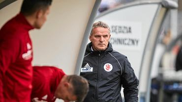 Kazimierz Moskal, trener ŁKS