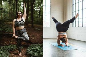 Ma rozmiar XXL i jest nauczycielką jogi. Dana Falsetti podbija Instagram