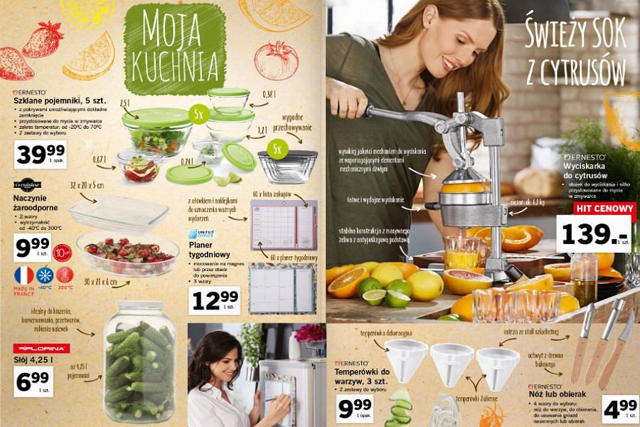 Sprzęty i akcesoria kuchenne