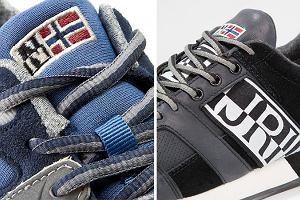 Napapijri - męskie buty sportowe włoskiej marki