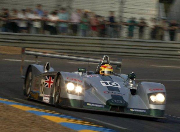 Audi R8 w 2003 roku