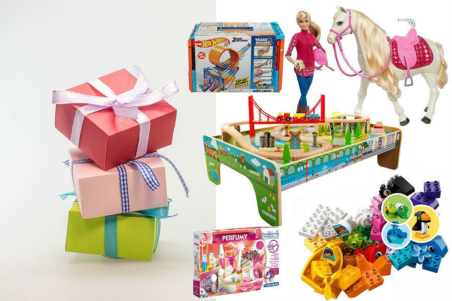 5 hitowych zabawek dla dziecka