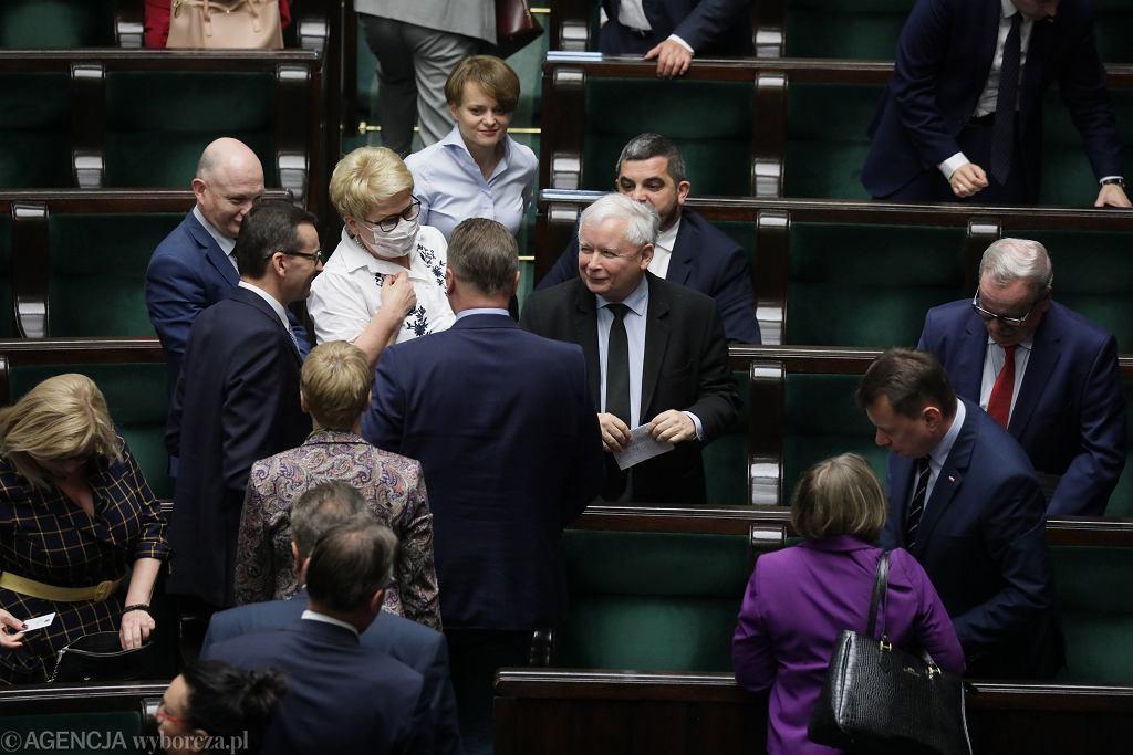Trzeci dzień 12. posiedzenia Sejmu IX kadencji