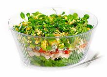 Cobb salad - ugotuj