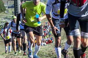 Ultra Kamieńsk - oficjalny trening na trasie biegu