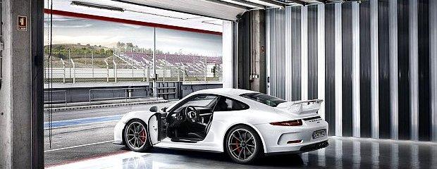 Porsche radzi:
