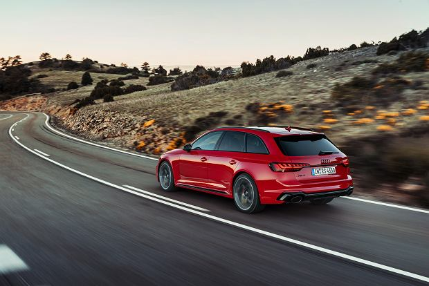Audi RS 4 Avant 2019