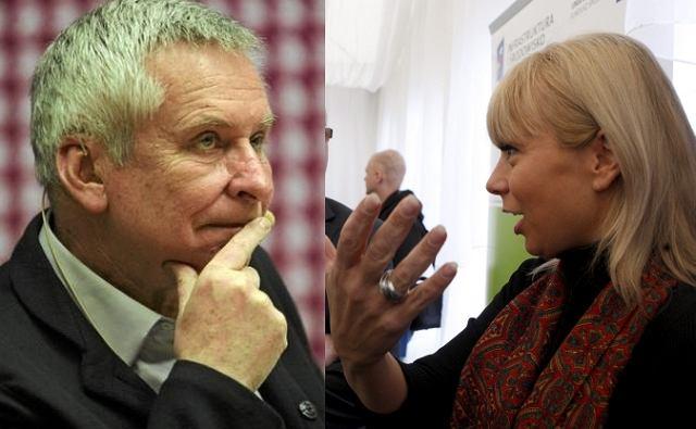 Krzysztof Materna, Elżbieta Bieńkowska