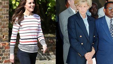 Kate Middleton / Księżna Diana