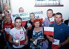 """Nie tylko Szczecin. Ale w małych miasteczkach jest trudniej protestować. """"Tu jest się na afiszu"""" [ZDJĘCIA]"""
