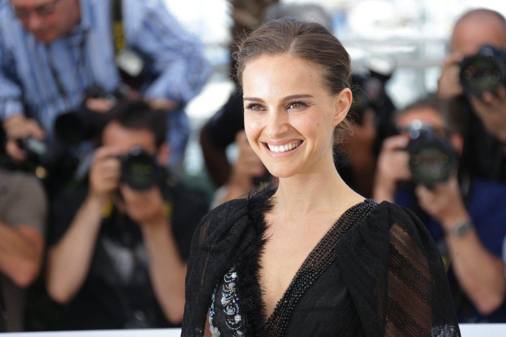 Natalie Portman na festiwalu w Cannes, maj 2015