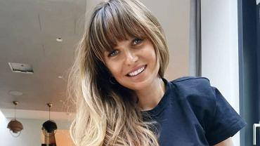 Anna Lewandowska - zdrowe zielone smoothie