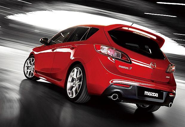 Mazda3 MPS 2.3 MZR DISI Turbo