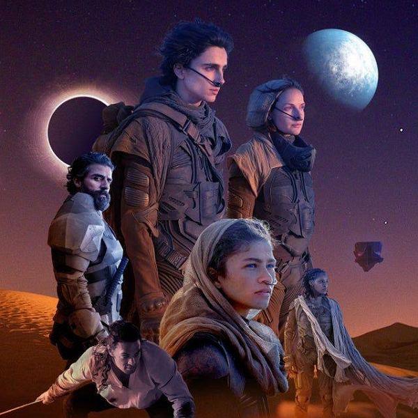 Plakat filmu Dune