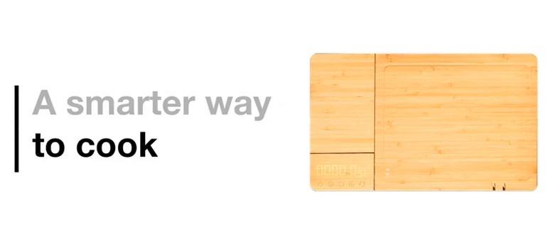 Inteligentna deska do krojenia zebrała 2 mln dolarów na Kickstarterze