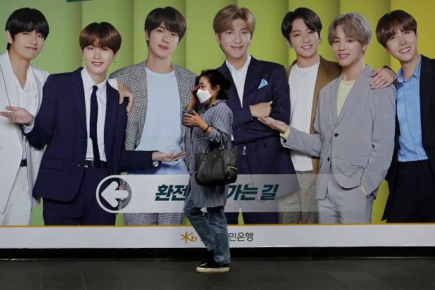Jak zarabiać na k-popie? Armia fanów boysbandu BTS winduje cenę akcji wytwórni