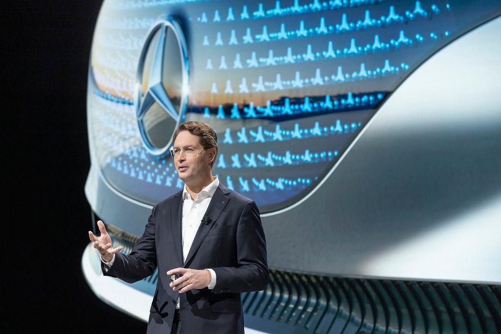Ola Kallenius, prezes zarządu Daimler AG