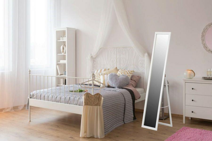 Idealne lustro do sypialni lub garderoby